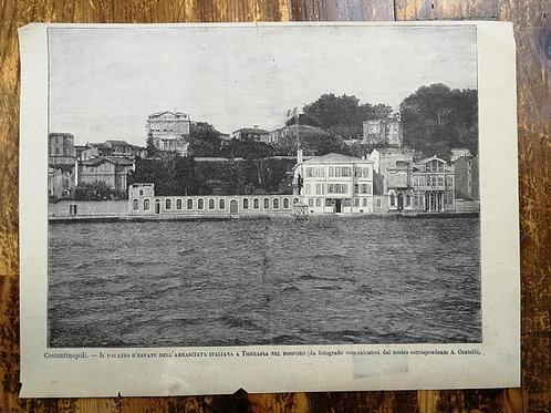 İstanbul, Tarabya İtalyan Elçiliği