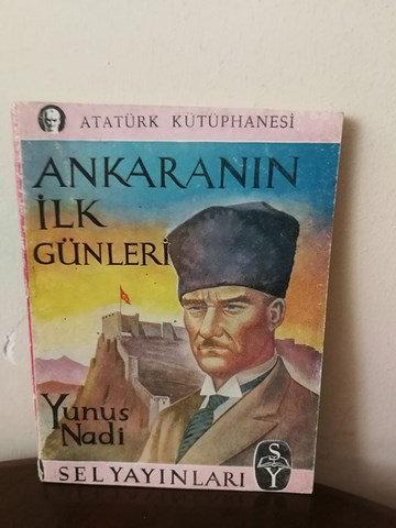 Ankaranın İlk Günleri