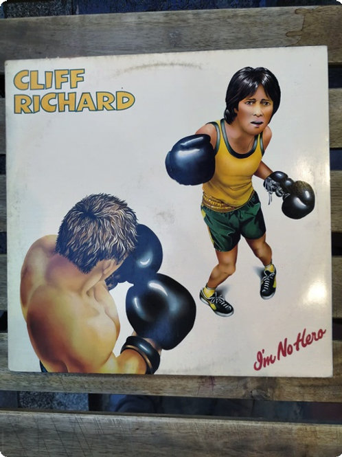 Cliff Richard- I'm no hero -Plak -LP