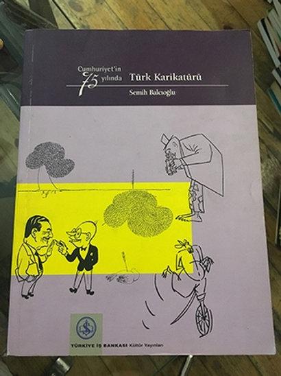 CUMHURİYET'İN 75. YILINDA TÜRK KARİKATÜRÜ