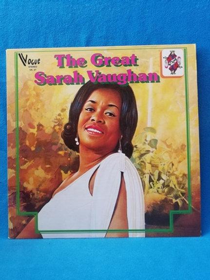 Sarah Vaughan- The Great Sarah Vaughan