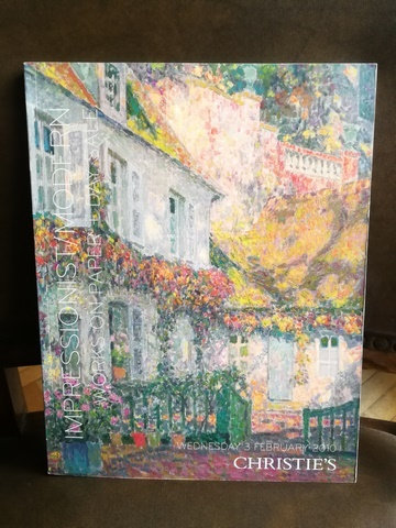 Christie's Impressionist and Modern Works on Paper