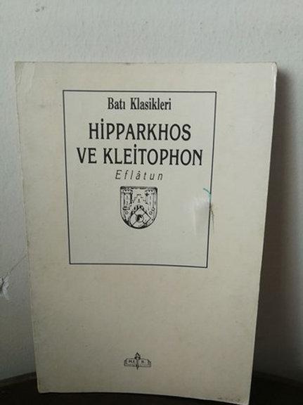 Batı Klasikleri: Hipparkhos ve Kleitophon