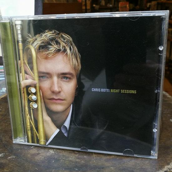 Chris Botti Night Sessions CD