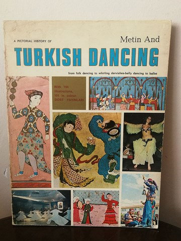 A Pictorial History of Turkish Dancing