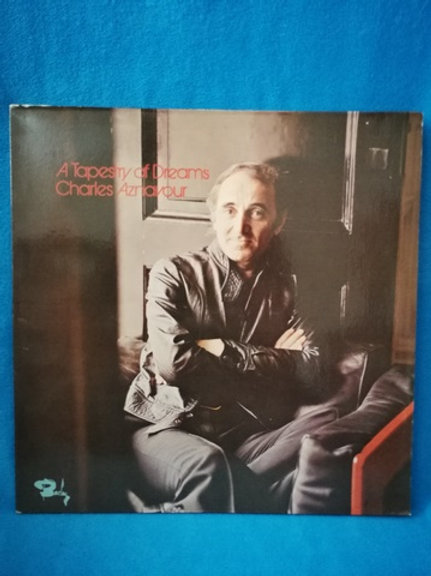 Charles Aznavour- A Tapestry of Dreams