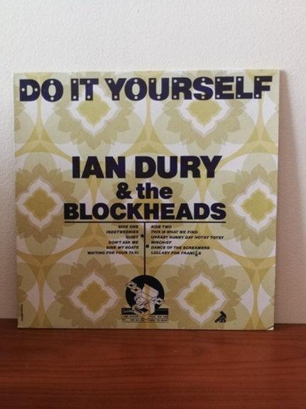 Ian Dury & The Blockheads- Do It Yourself