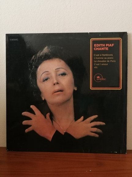 Edith Piaf- Edith Piaf Chante
