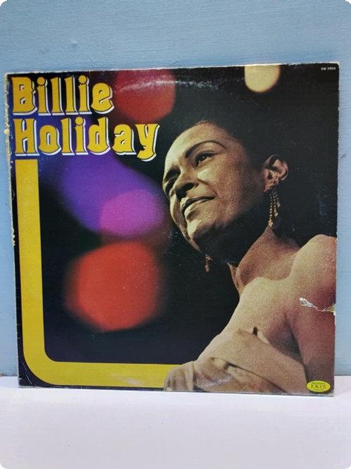 Billie Holiday-Plak-LP