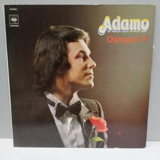 Adamo Olympia 77 LP Plak