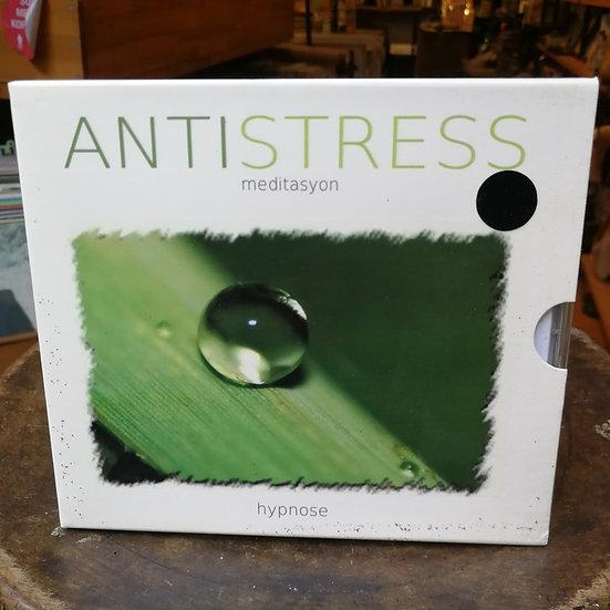 Anti Stress Meditasyon Hypnose CD
