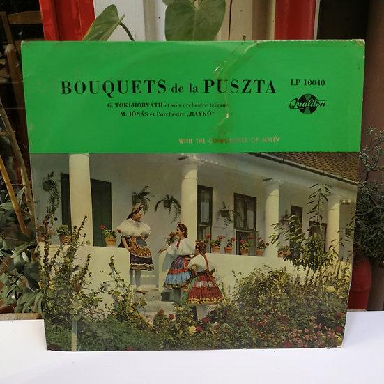 Bouquets de la Puszta 45'lik LP Plak