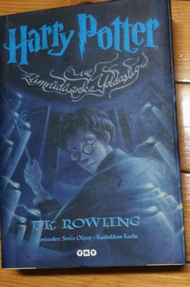 Harry Potter zümrüdü anka yoldaşlığı