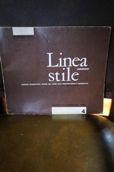 Linea Stile 1 - Disegno Geometrico, Studio Dal Vero
