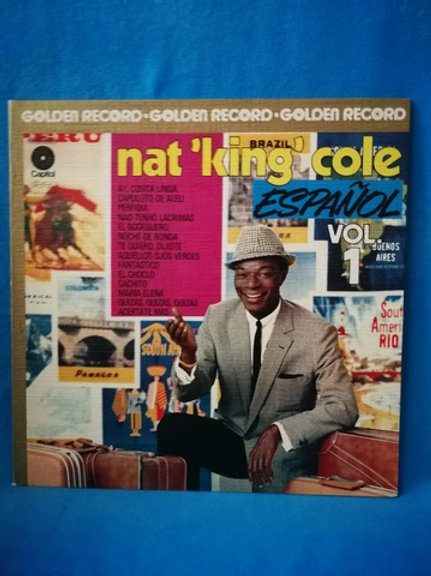 Nat King Cole - Golden Espanol I