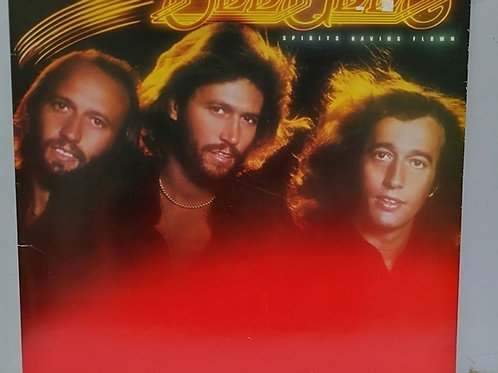 Bee Gees Spirits Having Flown- Plak-LP