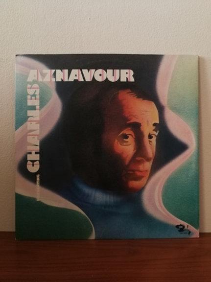 Charles Aznavour Presenting  2 Plak
