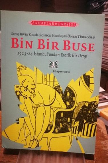 Bin bir buse 1923-24 İstanbul'undan Erotik bir Dergi