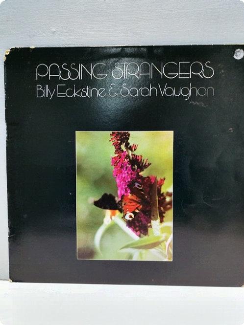 Billy Eckstine and Sarah Vaughan-Passing Strangers - Plak-LP