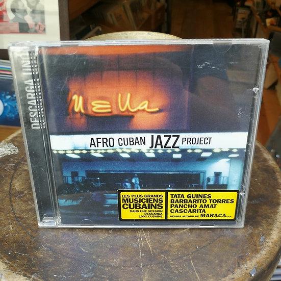 Afro Cuban jazz Project Descarga Uno CD