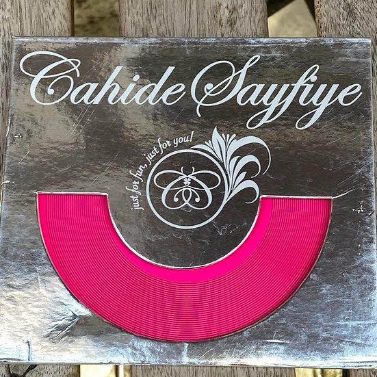 Cahide Sayfiye CD
