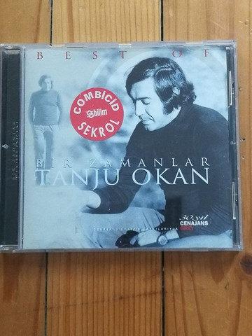 Best of Tanju Okan Bir Zamanlar (CD Albüm)
