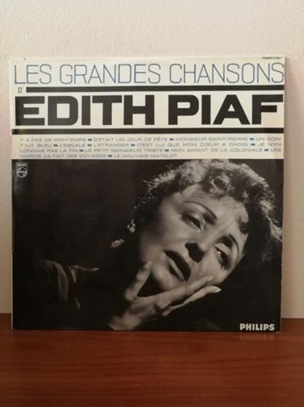 Edith Piaf- Les Grandes Chansons