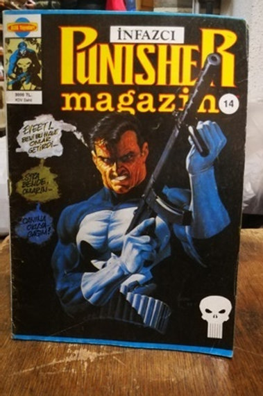 İnfazcı Punisher Magazin : Sayı 14