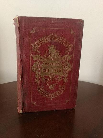 De Gulliver a Lilliput, a Brobdingnag