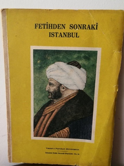 Fetihden Sonraki İstanbul