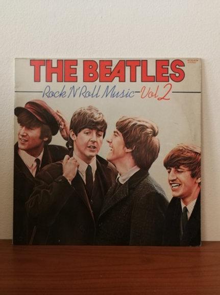 The Beatles- Rock'n Roll Music Vol 2