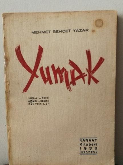 Yumak (şiir)