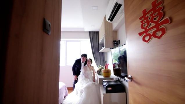 Wedding Actual Day (No Gatecrash)