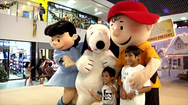 Stage Show - Snoopy Christmas 2015