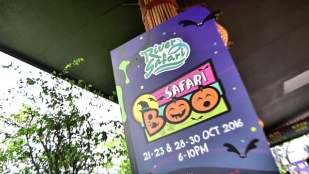 Kid's Event - Safari Boo 2016