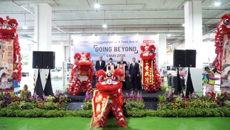 Goldbell Engineering: The Inauguration of Tuas Ave 18