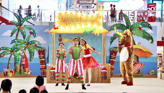Stage Show - Tropical Christmas 2017