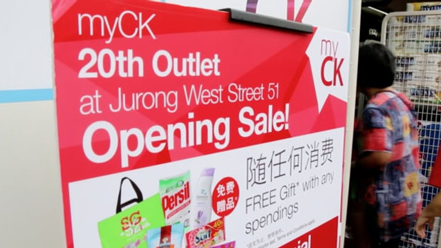 Grand Opening - MyCK 20th Outlet