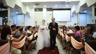 Church Wedding AD