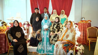 Muslim Engagement Ceremony