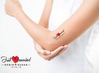 Temporary Tattoo Design & Printing