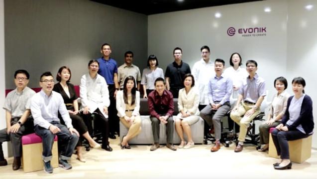 Corporate Launch - Evonik Asia Research Hub Launch