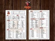Food Order List