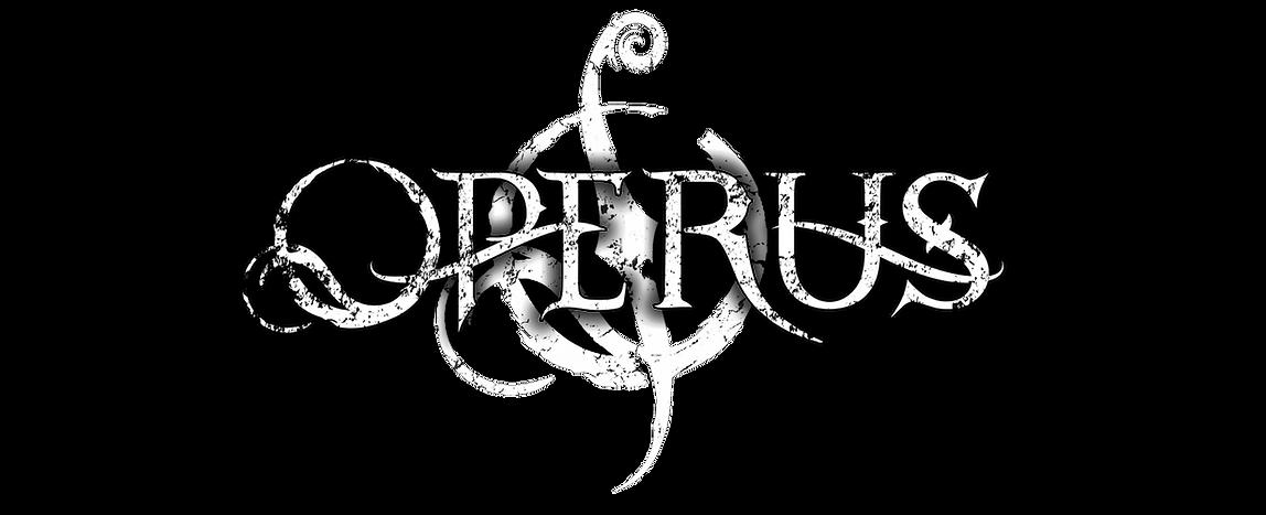 Operus White Logo