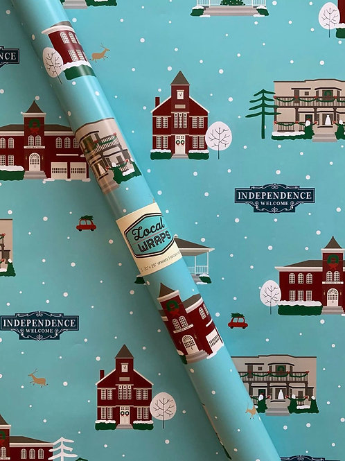 Independence Wrapping Paper