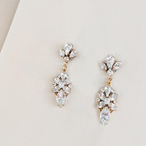 Small Romantic Earrings