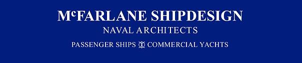 McFarlane ShipDesign, Monaco, Robert McFarlane, SUPERYACHT, CRUISESHIP