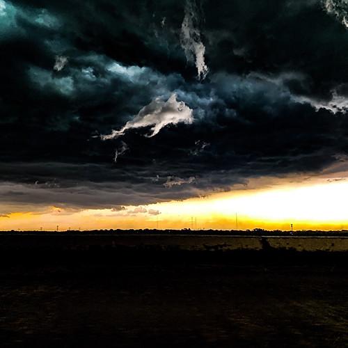 Texas Skies in Various Forms