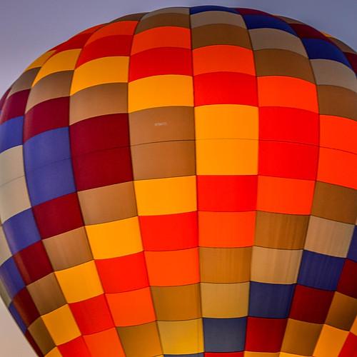 Plano, TX Hot Air Balloon Festival