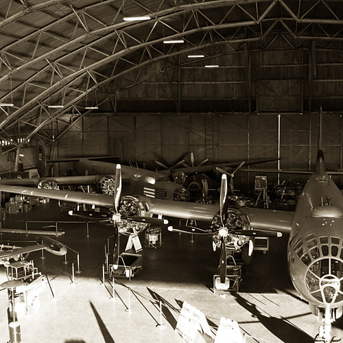 Warbirds - The Vintage Flying Museum, Fort Worth, Texas